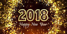 new year 2018-